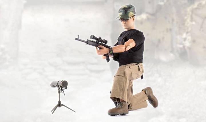 Figurka wojskowa 90200K