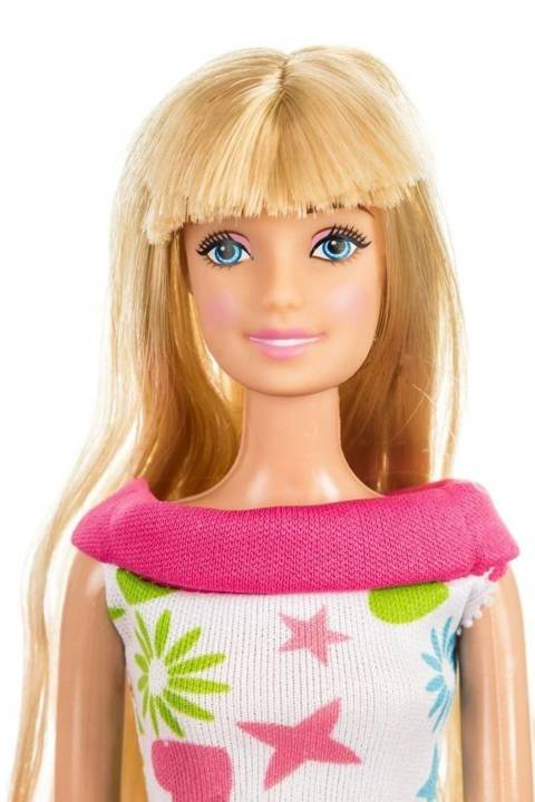 Lalka Anlily - Urocze zwierzątko - blondynka