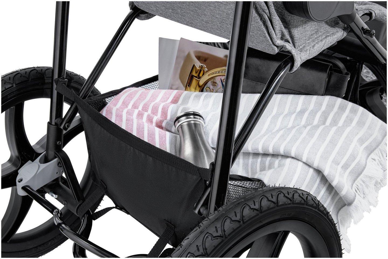 Wózek do biegania +spacerowy dziecięcy 0m+ Moby-System MOUNTAIN